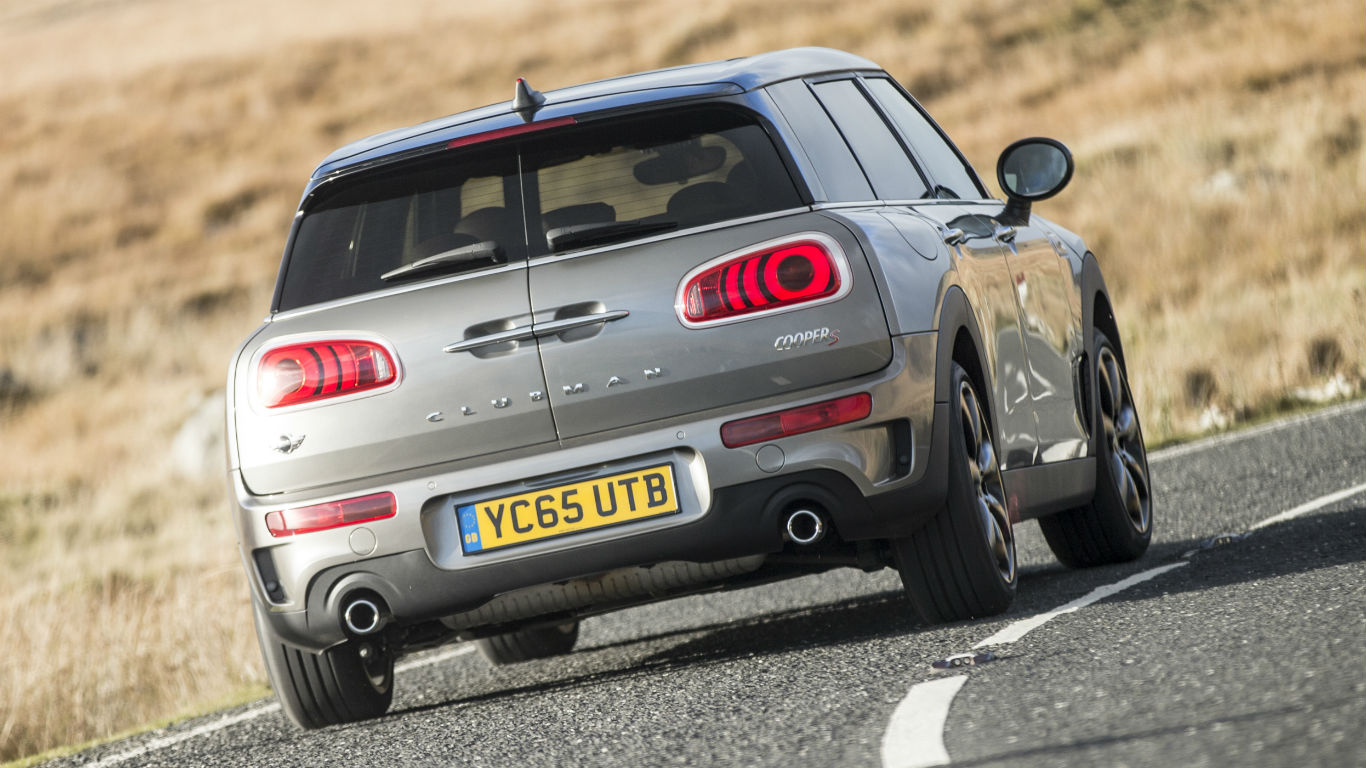 MINI Clubman: what about safety?