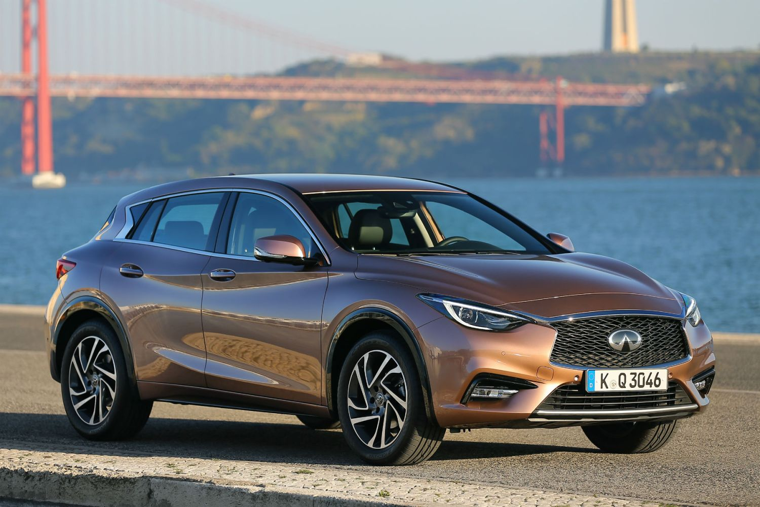 Infiniti Q30 review: Verdict