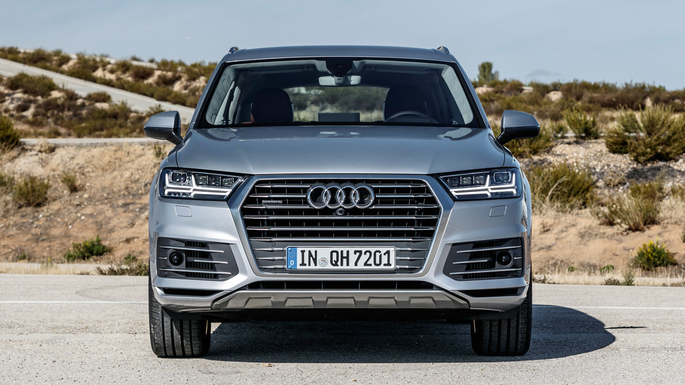 Audi Q7 e-tron: which version should I go for?