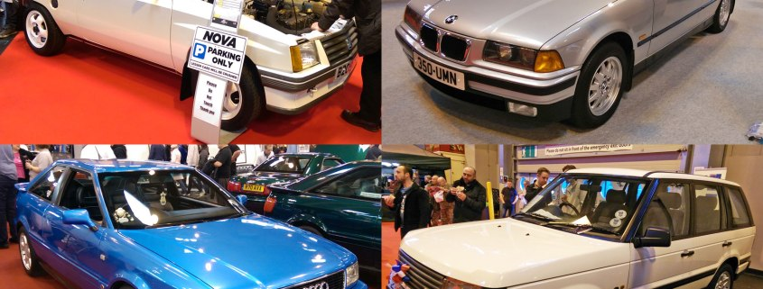 11 modern classics at the NEC Classic Motor Show