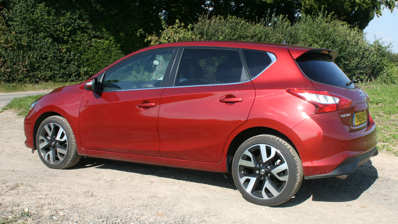 Nissan Pulsar: fuel economy and running costs