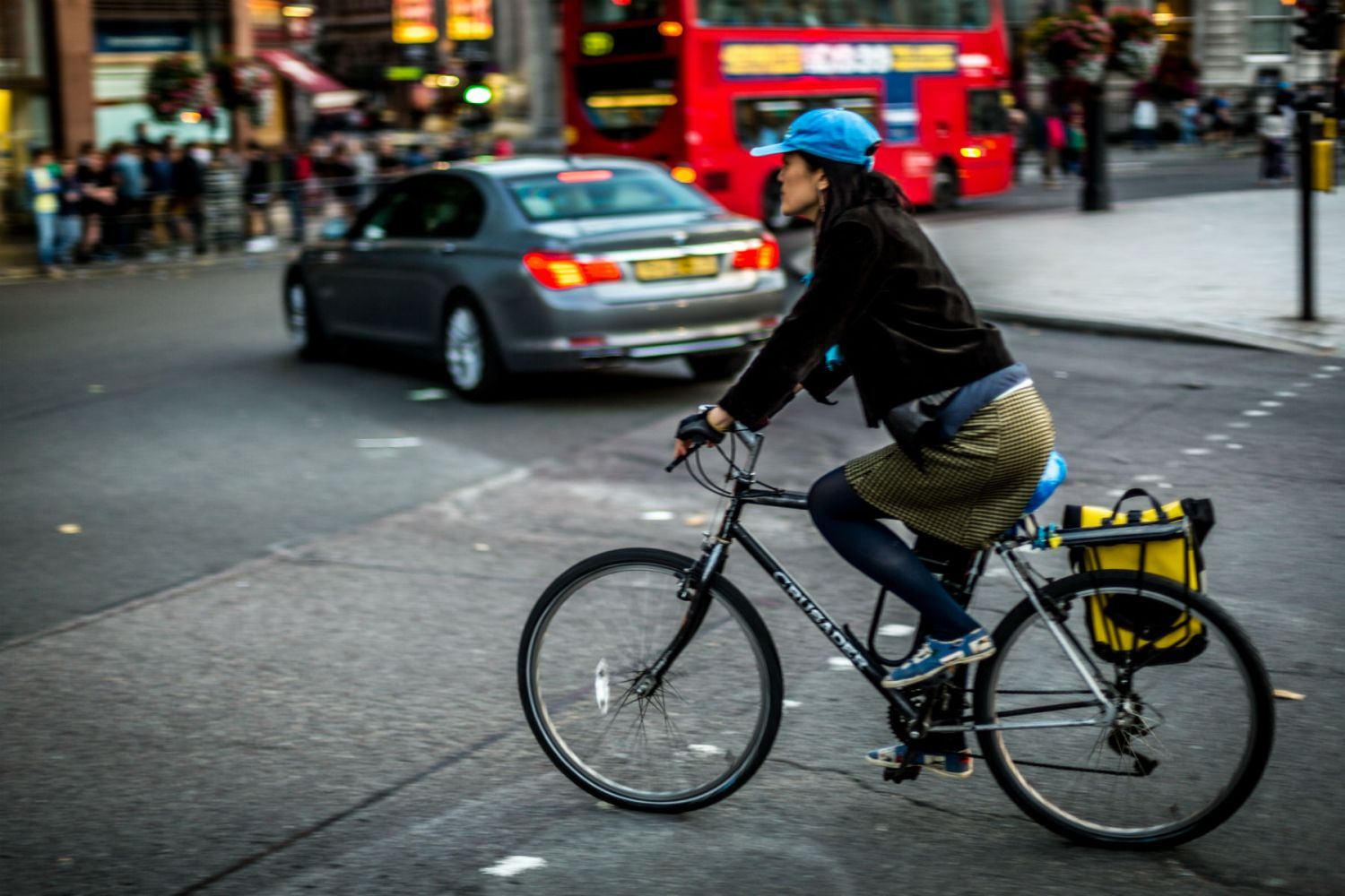 Cycle safety consultation