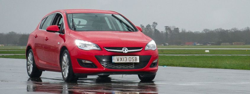 A reasonably-priced Christmas bargain? Top Gear's Vauxhall Astra for sale on eBay
