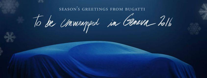Bugatti Chiron specs leaked: 1,500hp, 0-62mph in 2.2 seconds, top speed 290mph
