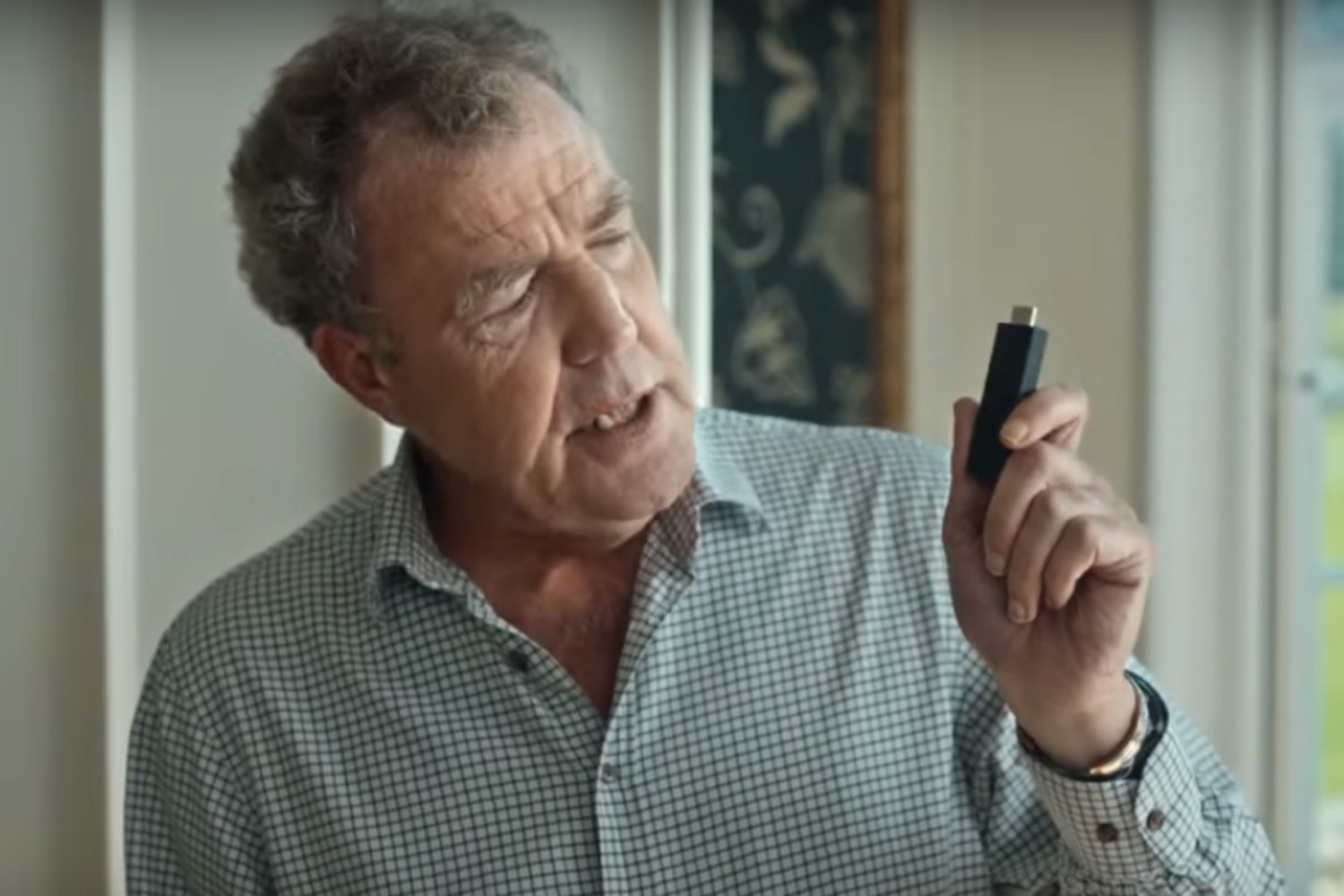 Jeremy Clarkson faces Twitter backlash over Amazon Fire TV advert