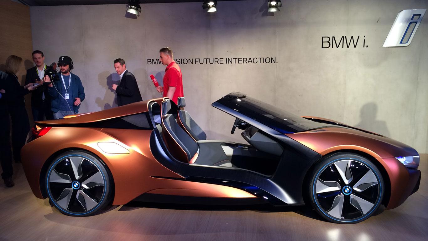 BMW CES 2016