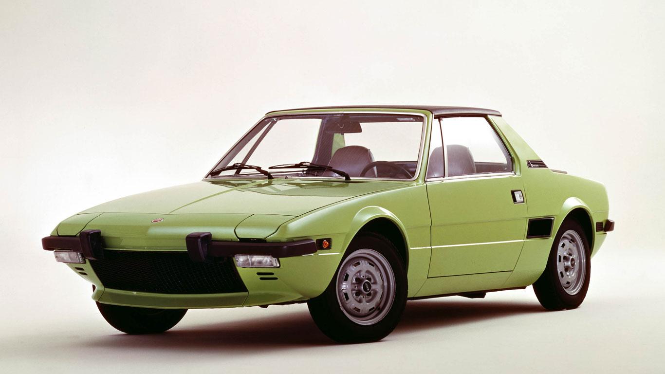 Fiat X1/9 (right-hand drive)