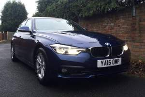 BMW 320d LT part 2