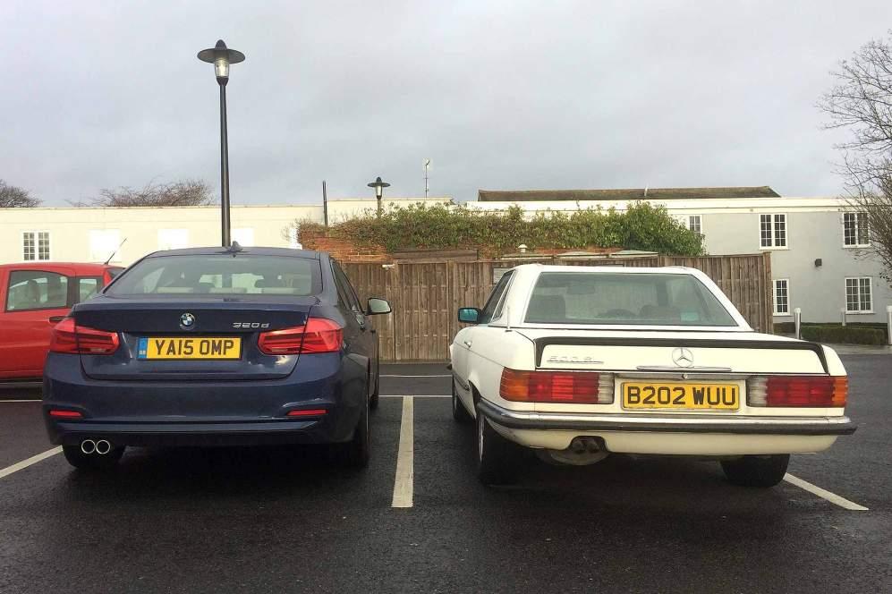 BMW 320d LT part 2