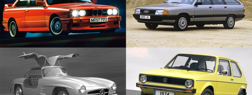 Top 100 German Cars