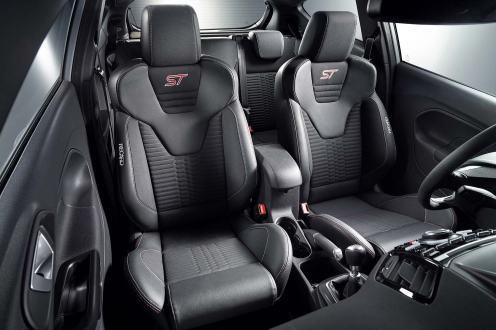 Ford Fiesta ST200 2016