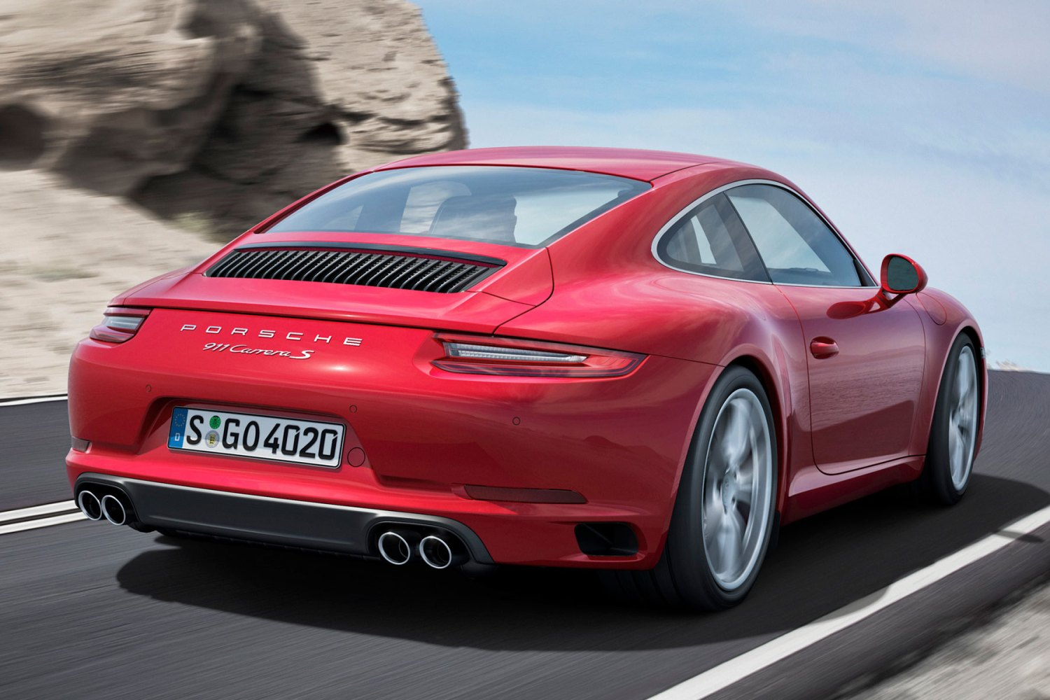 Blog: Can a turbocharged Porsche 911 Carrera S be fun… driven slowly?