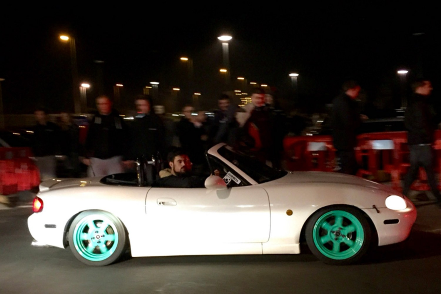 Police close Cobham Services after car meet goes viral