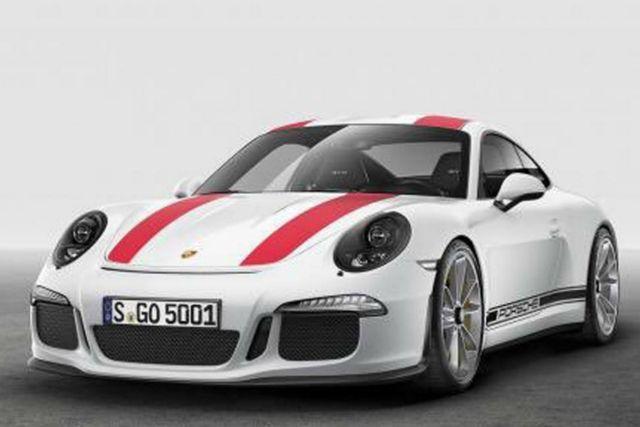 porsche 911R1