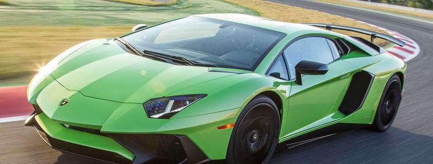 Lamborghini Aventador LP-750-4 Superveloce