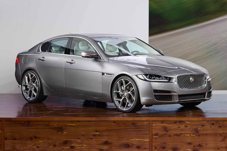 Jaguar XE WCOTY