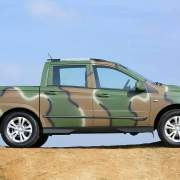 Korando Sports DMZ camo