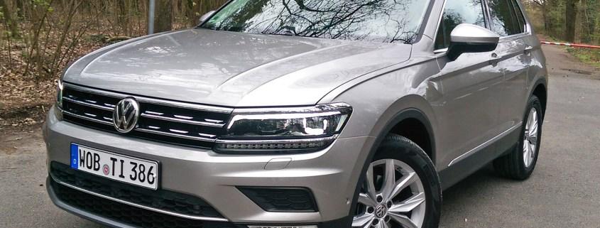 Unlocked: 2016 Volkswagen Tiguan driven on road (and off it)