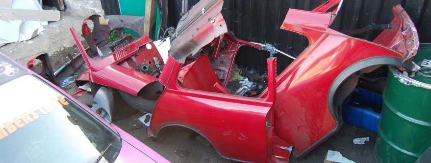 Pair jailed for selling stolen classic Mini parts on eBay