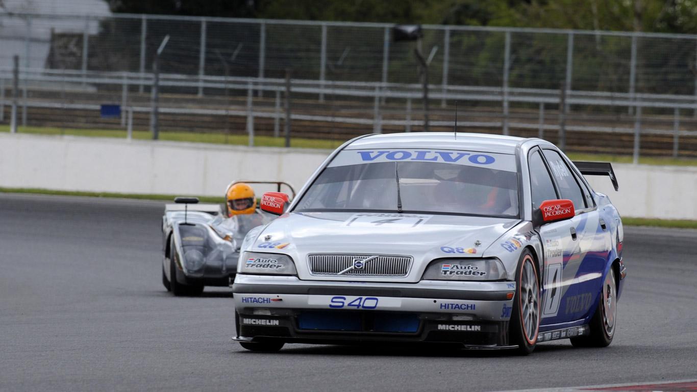 BTCC Volvo S40