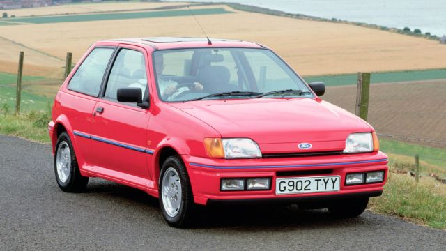Ford Fiesta XR2i