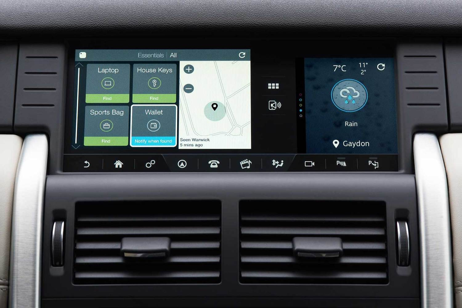 2017 Land Rover Discovery Sport Tile
