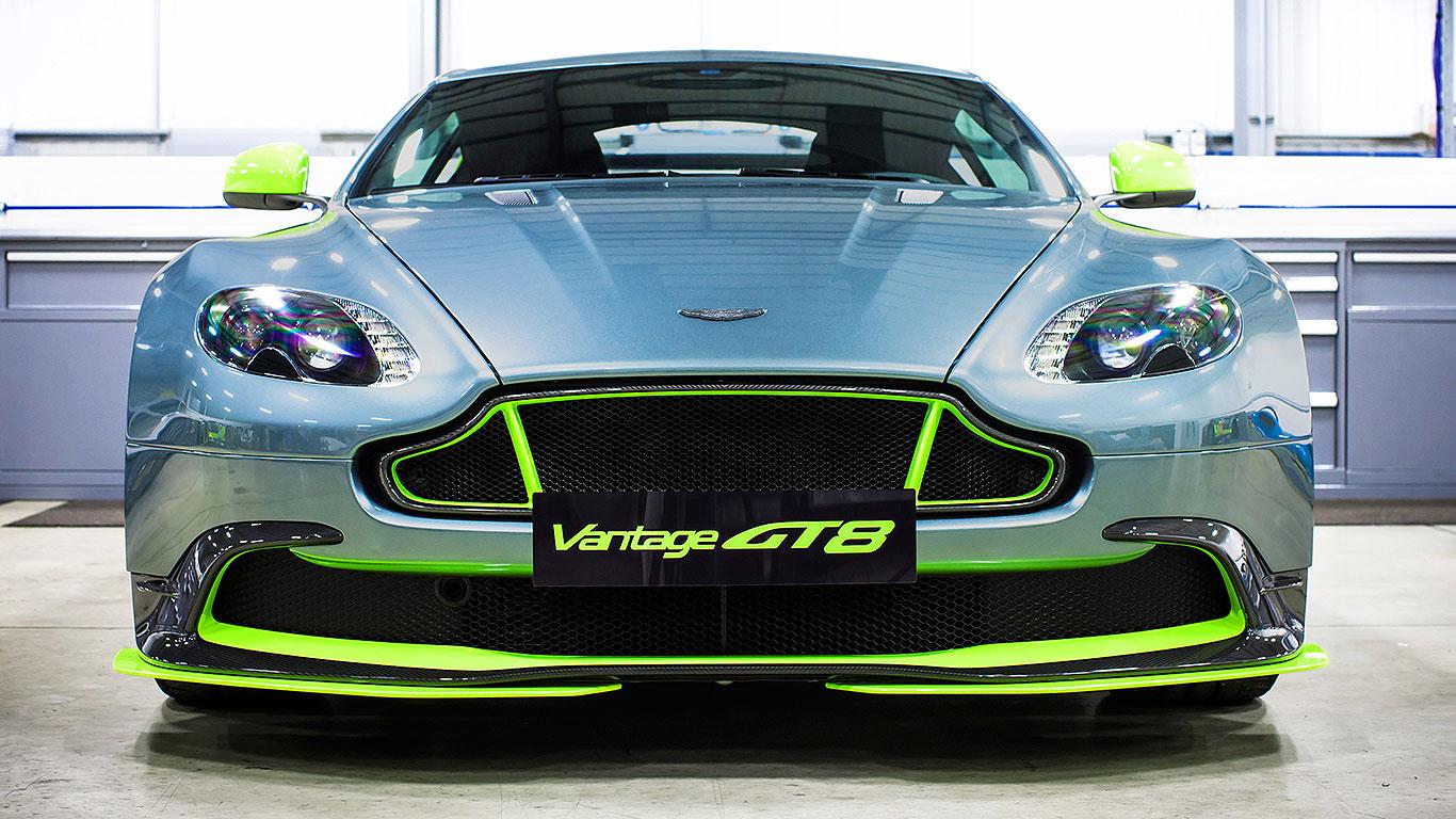 Aston Martin Vantage GT8