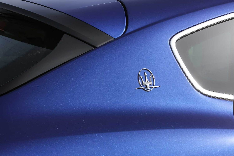 Maserati Levante 2016