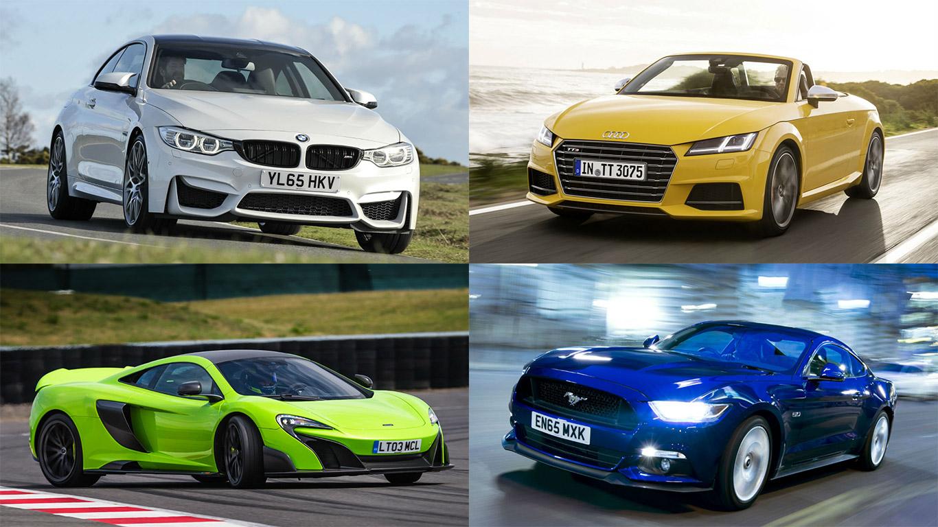 Chris Evans' Top 50 Cars