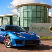 Lotus Hethel Edition Evora 400