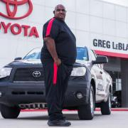 Toyota Tundra million miles