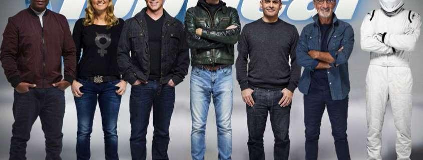 Meet the new Top Gear gang