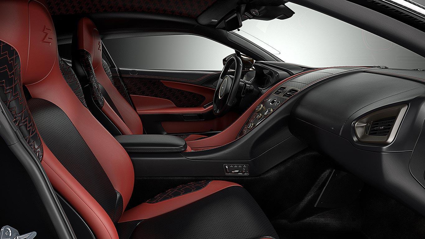 Aston Martin Vanquish Zagato revealed: the most beautiful Aston ever?