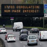 French autoroute