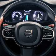 Volvo IntelliSafe Auto Pilot interface