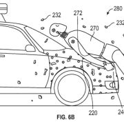 Autonomous cars: Google patents 'sticky' car bonnet that clings onto pedestrians
