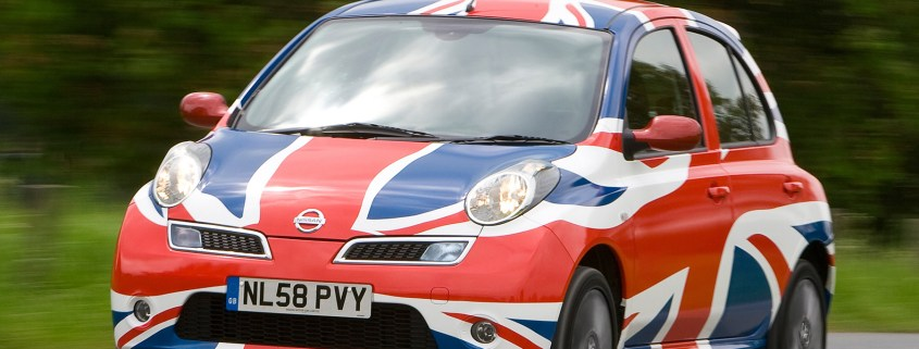 Prime Minister buys his wife a rusty old Nissan Micra