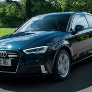 Audi A3: Two-Minute Road Test