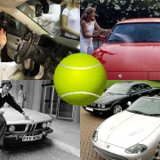 Game, Set and Match: tennis loves cars