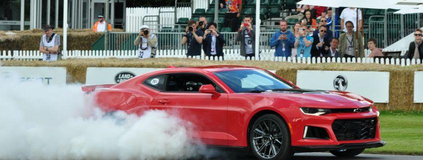 Goodwood Festival of Speed 2016