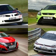 Fastest hot hatches