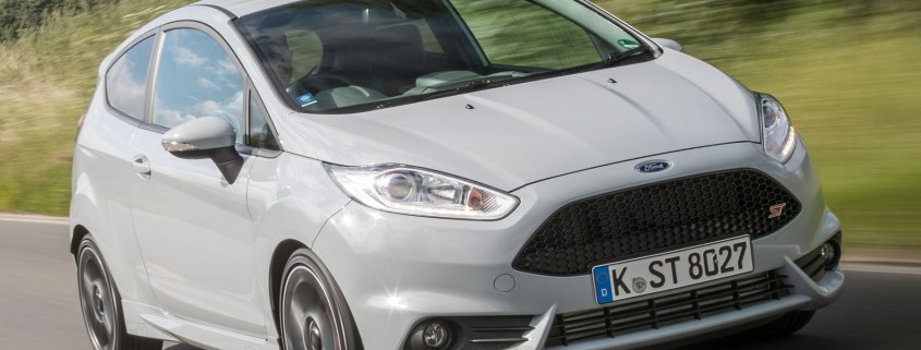 Ford Fiesta ST200: Two-Minute Road Test