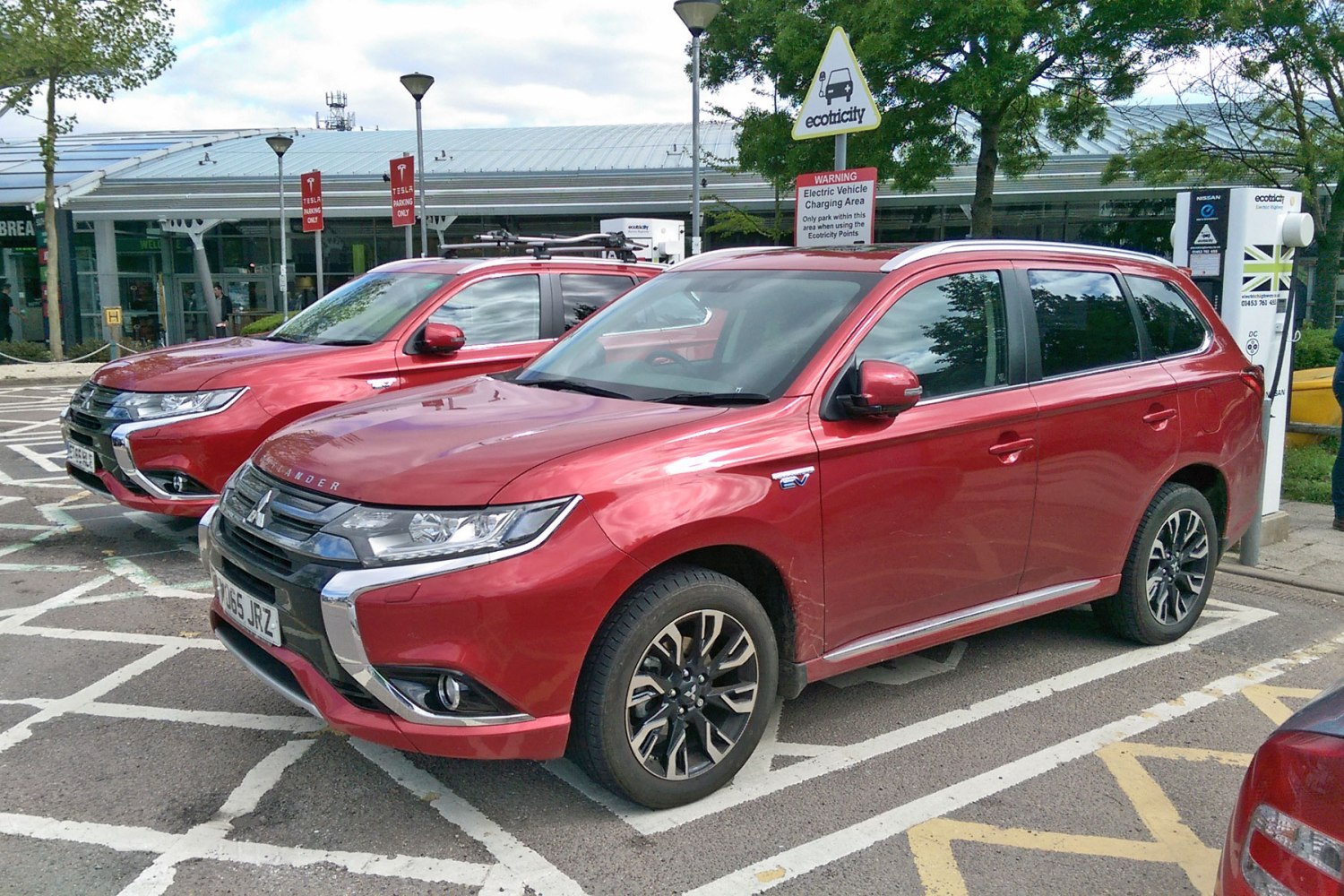 Month one: how easy is it to charge the Mitsubishi Outlander PHEV?