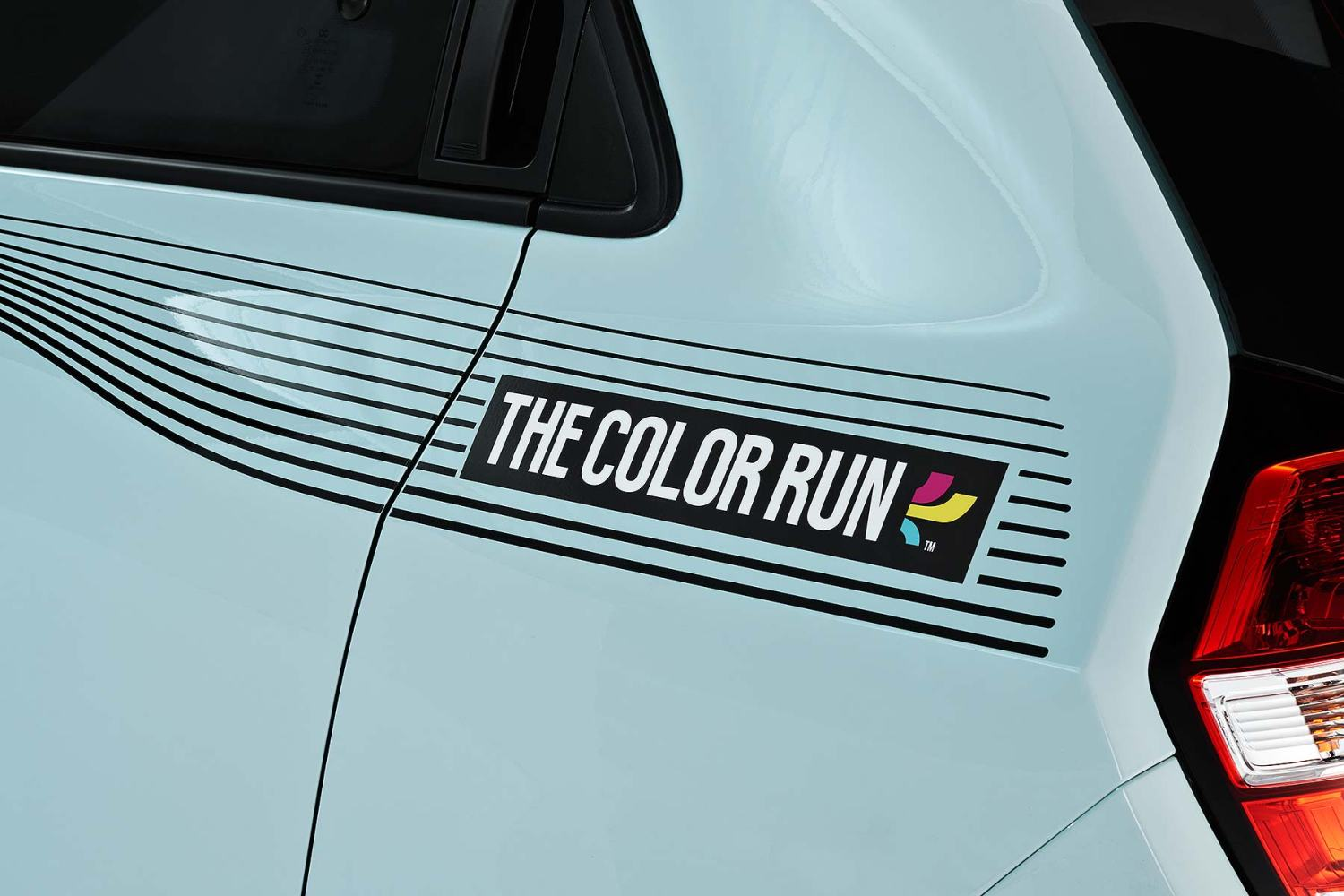 Renault Twingo Colour Run 2016
