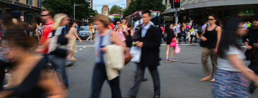 Australia to trial low-level traffic lights so you don't need to look up from your phone