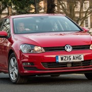 The Volkswagen Golf was the second best-selling car in May