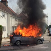 London Fire Brigade 'still getting' Vauxhall Zafira fires