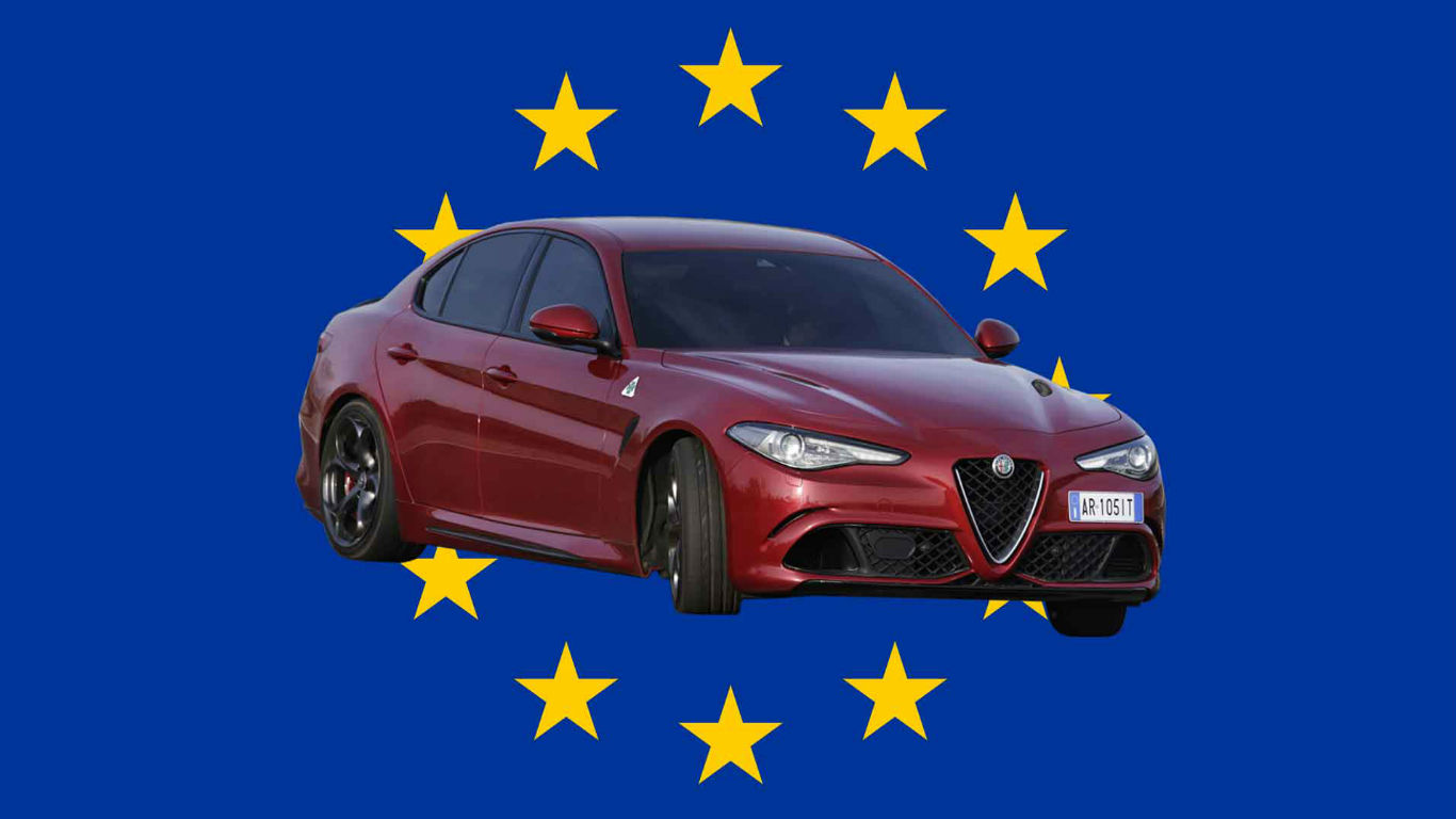 European cars you can't buy