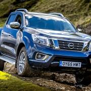 Nissan Navara: Two-Minute Road Test