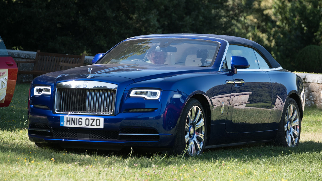 Driven: James May's Rolls-Royce Dawn